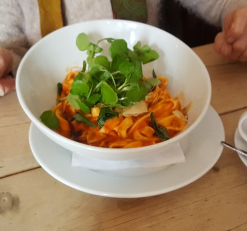 Red Lion: Absolutely superb pasta!