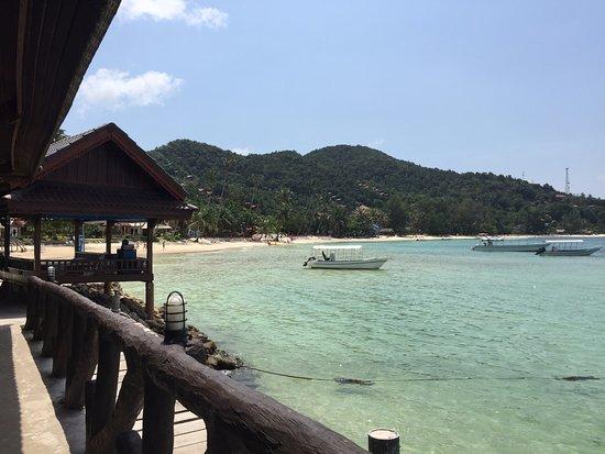 Haad Yao Bayview Resort & Spa: Point du vue de notre chambre du Haad Yao Baywiew Resort