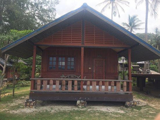 Chaloklum Bay Resort: Voilà notre Chalet