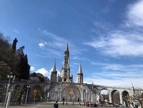 Sanctuaire Notre Dame de Lourdes