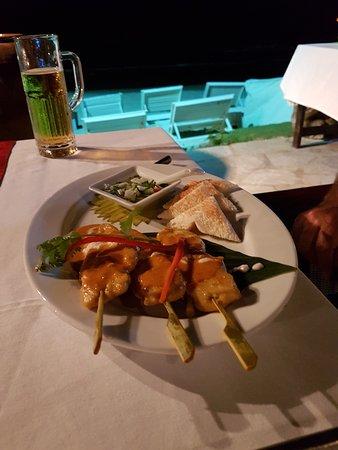 Eat Sense Beach Restaurant Samui : Food
