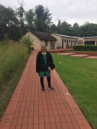 Rivonia, Afrika Selatan: The place where Nelson Mandela was arrested