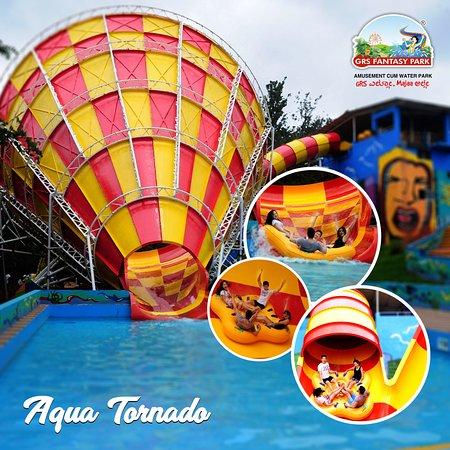 GRS Fantasy Park: Aqua Tornado
