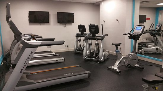 Crowne Plaza Phoenix Airport: Fitness Center