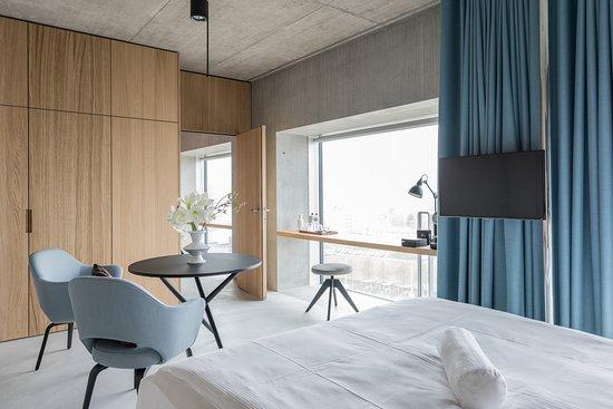 placid hotel design lifestyle zurich zurigo cantone di