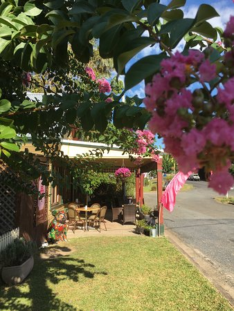 Kendall, Australia: Miss Nellie's Cafe