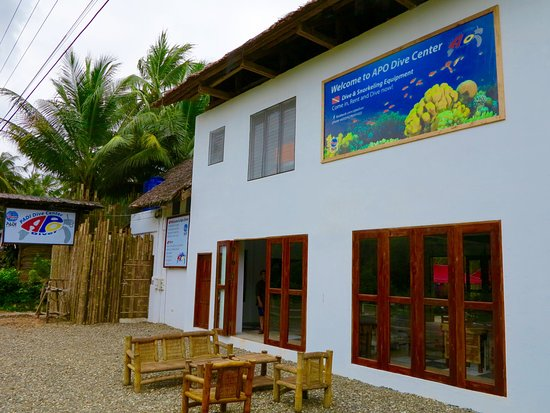 Siquijor, Филиппины: apo dive centre