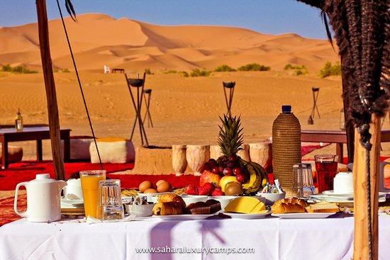 Sahara Luxury Camps