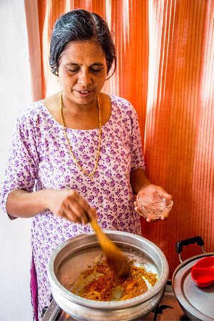 Maria's South Indian Cooking Class: photo1.jpg