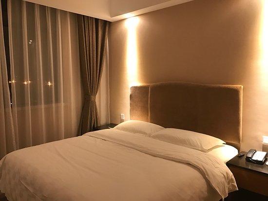 Fusheng international boutique hotel shanghai chuansha for International boutique hotels