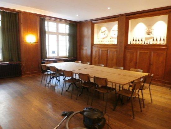 Cafe Restaurant Wilder Mann Rear Private Dining Room