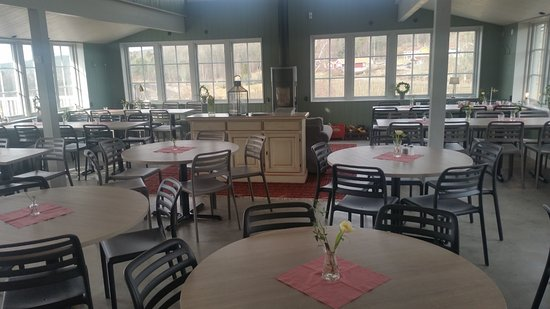Soderkoping, Sweden: Restaurangen