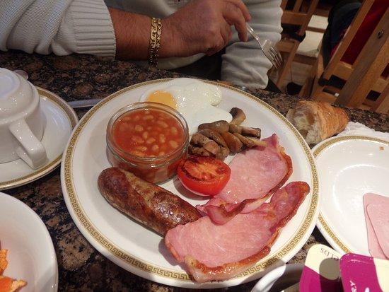 Apollo Hotel: Breakfast