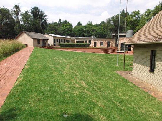 Rivonia, Νότια Αφρική: Liliesleaf Farm ..outbuildings