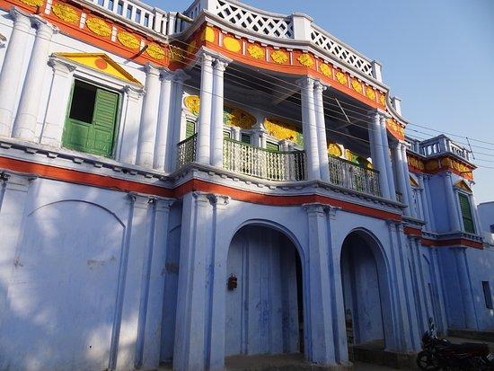 Santiniketan, India: Rajbari