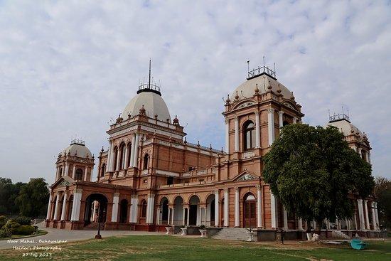 Noor Mahal, Bahawalpur