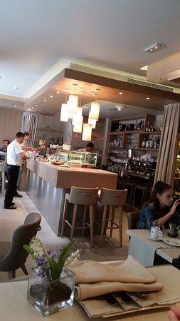 Bistro Gourmet Kalelarga: the bar