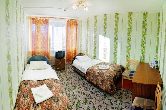 Ametist Hotel: Двухместный номер в блоке