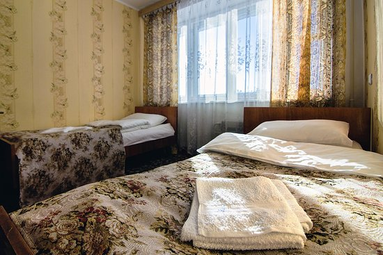Ametist Hotel: Двухместный номер Эконом