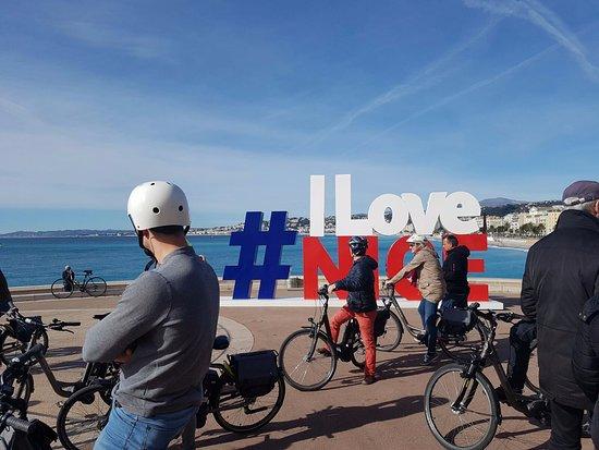 Nice Cycle Tours : #IloveNice