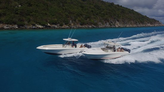 Over the Line Boat Charters of St Thomas
