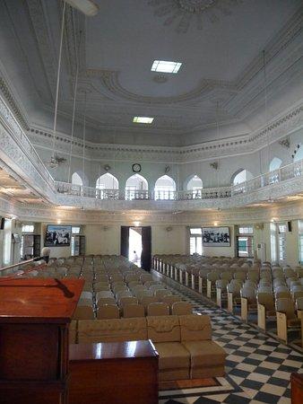 Islamia College: Актовый зал