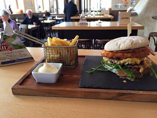 Burgerlove picture of lehner 39 s wirtshaus karlsruhe for Burger karlsruhe