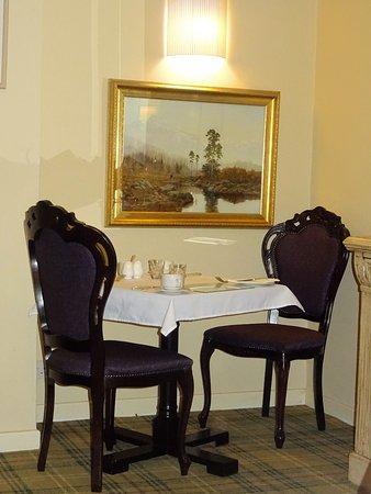 Ben Cruachan Guest House: Salle du petit déjeuner