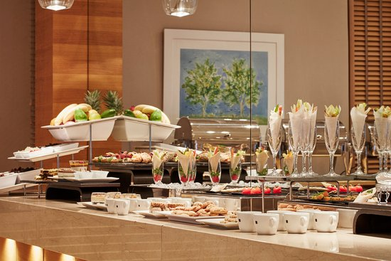 Galaxy Hotel Iraklio - Business finger food buffet