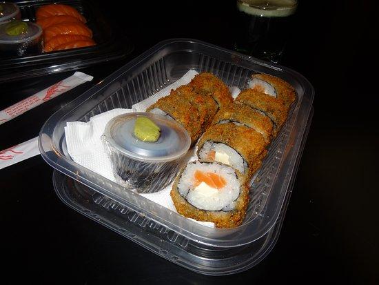 Akemi: Recomendamos probar el Roll con panko