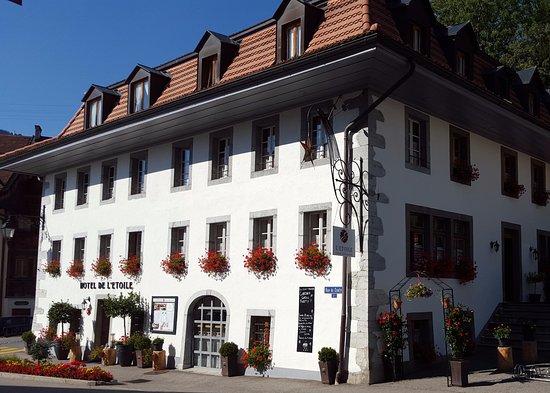 Romantik Hotel l'Etoile
