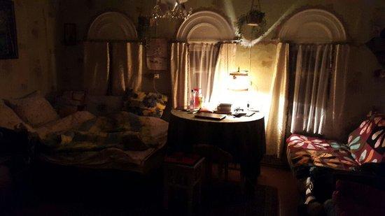 Kimzha Guest House: Вторая зимняя комната с отдельной печью.