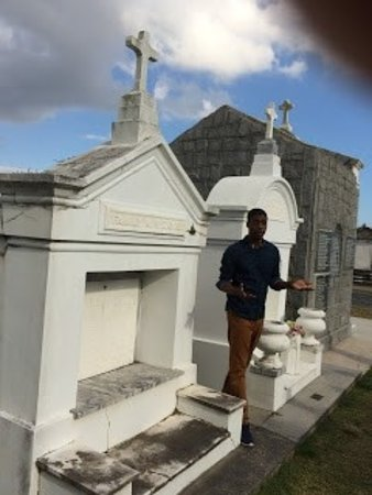 Photo of Cemetery St. Louis Cemetery No. 3 at 3421 Esplanade Ave, New Orleans, LA 70119, United States