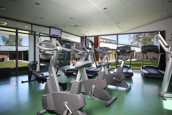 Ardon, Francia: Salle Cardio