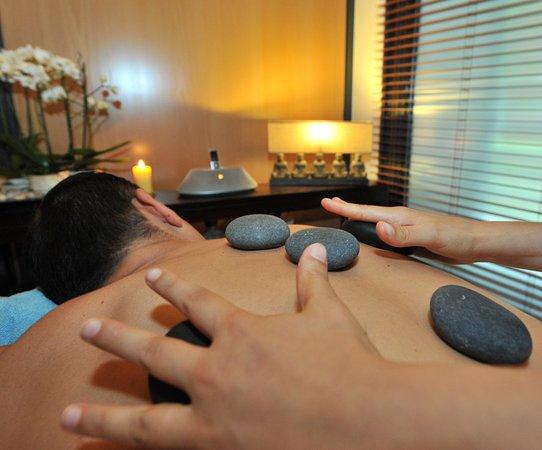 Ardon, Francia: Salle de Massage