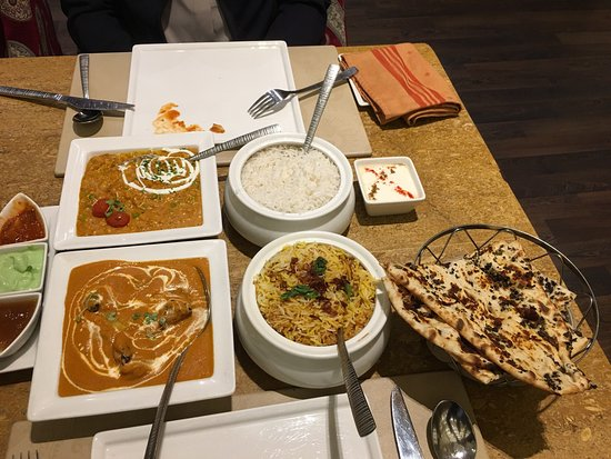 Zaffran Dining Experience Photo