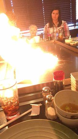 Best Japanese Restaurant In Pigeon Forge