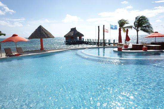 Great quiet resort in Belize