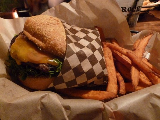 Rock Top Burgers & Brews: The Patriot...