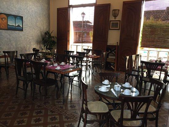 Hotel Dario : Dining Room