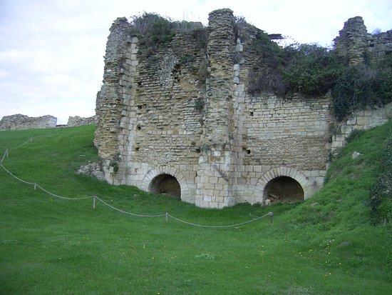 Maillezais, France: Anciens vestiges
