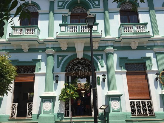 Hotel Dario: Hotel exterior