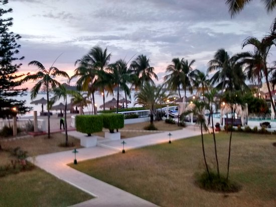 Royal St Lucia Resort and Spa: view from room 2225