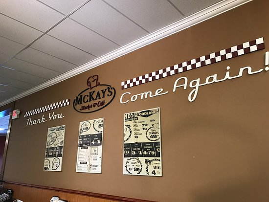 Hollywood, MD: McKay's
