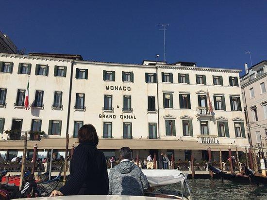 Hotel Monaco & Grand Canal: Ottobre 2016
