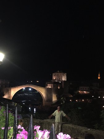 Rooms Deny: Beautiful night in Mostar ❤️️