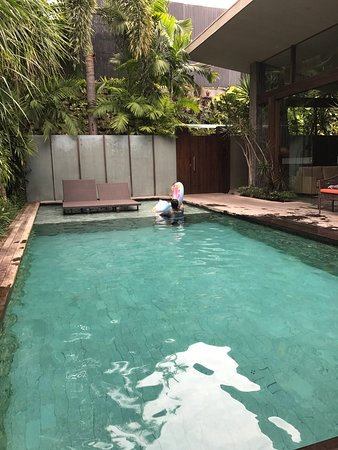 Pool - I-Villa Photo