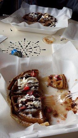 สเปนเซอร์, อินเดียน่า: Belgian Waffle