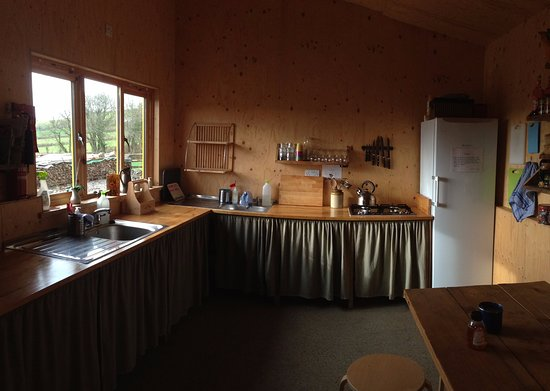 Ciliau Aeron, UK: the Pig Shed
