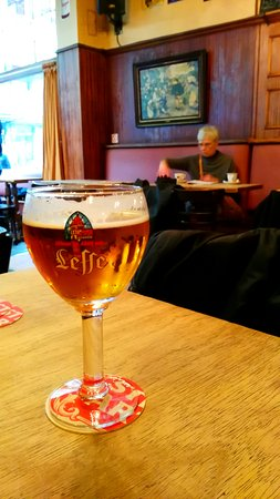 Photo of Pub Cafe le Coq at Rue Auguste Orts 14, Brussels 1000, Belgium